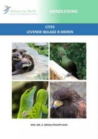 handleiding CITES levende bijlage B dieren