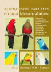 Australische parkieten en hun kleurmutaties