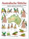 Australische Parkieten, de roodrug;kapparkiet;roodbuik;swift;grasparkiet;grondparkiet